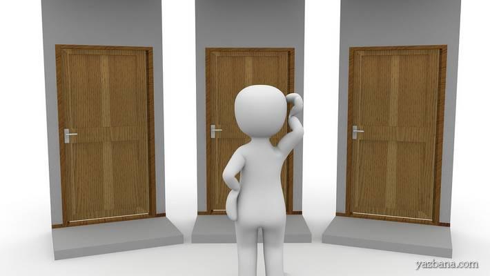 Kapılar Karışınca